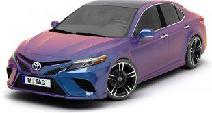تويوتا Toyota Camry 2018 الجديدة مميزات وسعر وصور