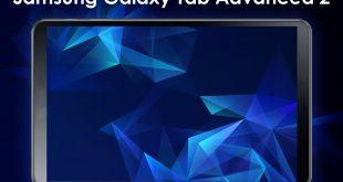 مواصفات Galaxy Tab Advanced2 مع الرسومات تظهر بفضل دليل المستخدم