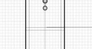 تصميم Mate 20 يظهر من خلال صور واقعية بالإضافة الي رسومات تخطيطية