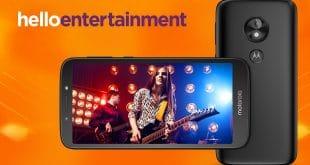 جوال Moto E5 Play المميز بتصميم جذاب ونظام سلس يعمل بخدمة مميزة جدا