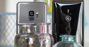 مقارنة بين Galaxy S9 و Xperia XZ2 وأي جوال هو الأفضل بالنسبة لك