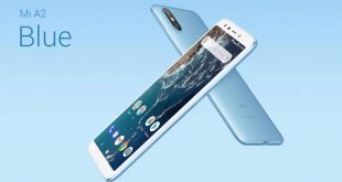 جوال Xiaomi Mi A2 المميز بمواصفات قوية ومشروع يعمل بخدمة جوجل الرائعة