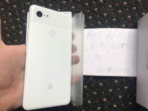 صور Google Pixel 3 XL تكشف عن قدومه بميزة لا تعجب المستخدمين